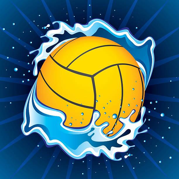 لاعب كرة ماء